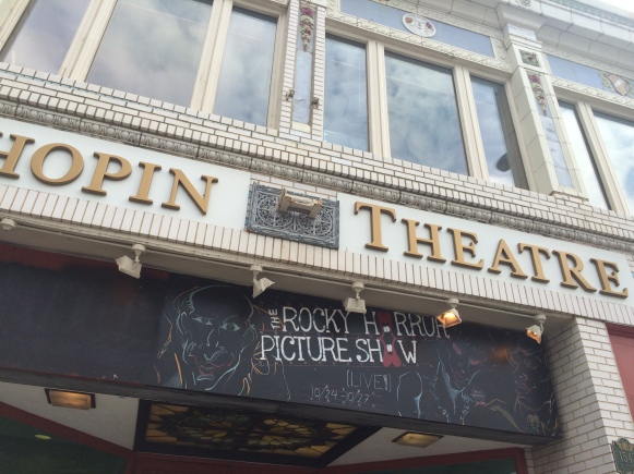 First glance at the Chopin Theatre